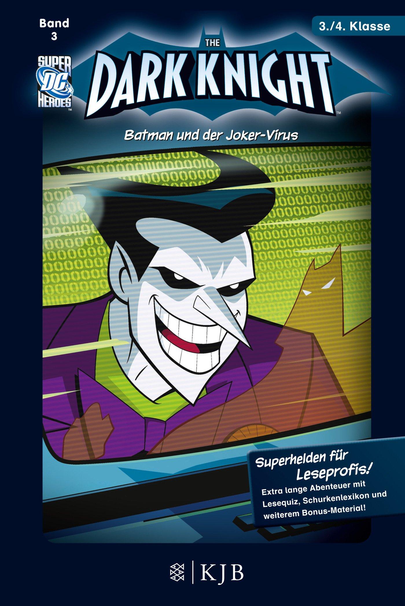 The Dark Knight: Batman und der Joker-Virus: Fischer. Nur für Jungs
