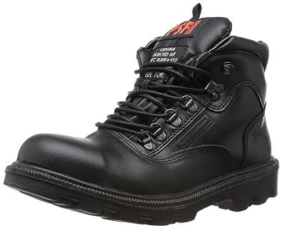 PSF Strata 520SM S3 Chaussures de Sécurité Homme - Noir - noir, 42