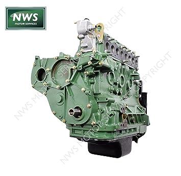 land rover 300 tdi new engine