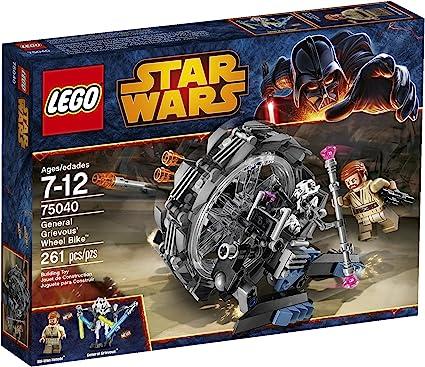 LEGO Star Wars 75040: General Grievous Wheel Bike: Amazon.es ...