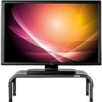 Allsop Metal Art Ergo 3 Adjustable Monitor Stand, TV / Laptop Riser, 3 Height Levels with Micro Leg Adjustments, Non…