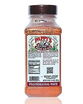 Pappy's Choice Prime Rib Rub 24-ounce BBQ Rub