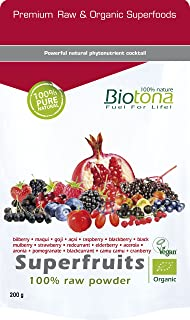 Biotona Bio Superfruits Raw Superfood - 200 gr