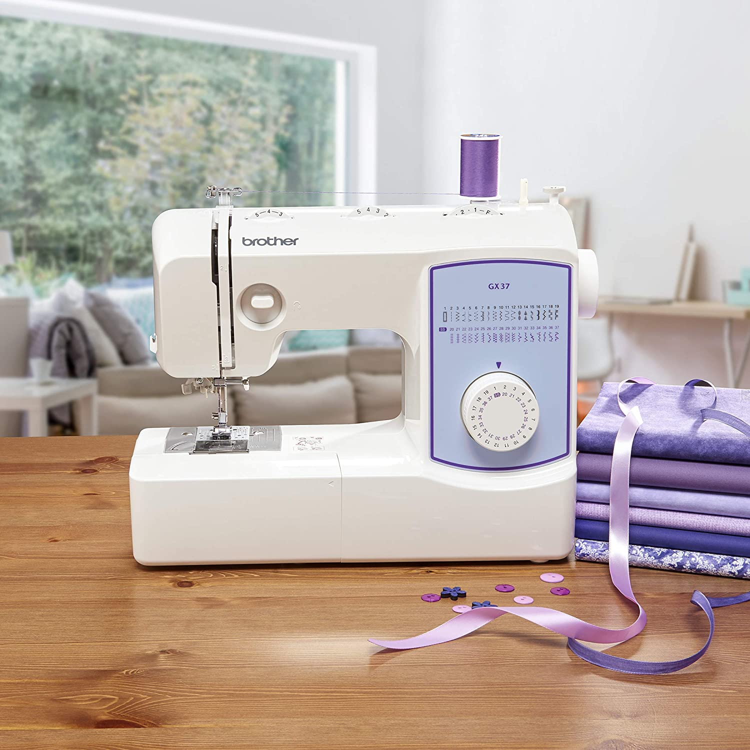 Brother GX37 Sewing Machine - For every user