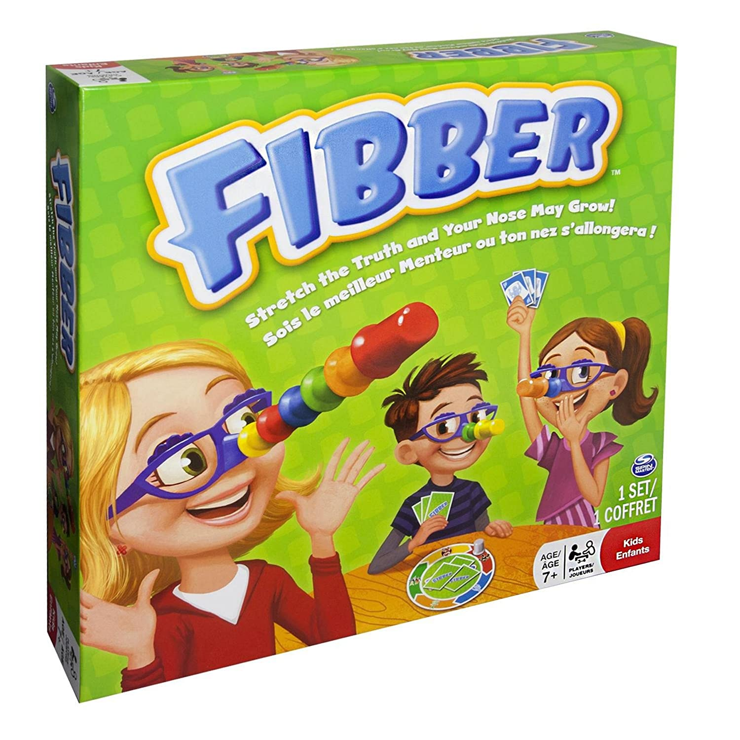 Amazon Fibber Board Game Toys Games