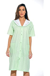 Dream Crest Dreamcrest Sleeveless Duster Housecoat Women Sleepwear ... 57865db09