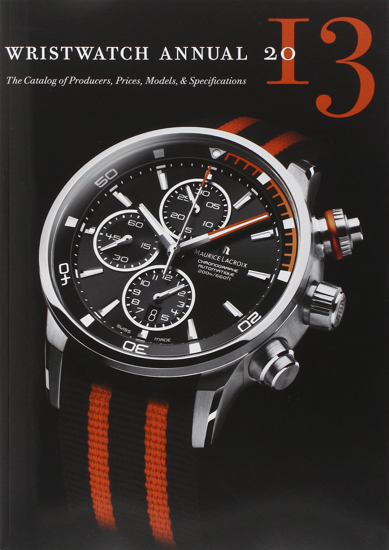 Wristwatch Annual 2013 Producers Specifications product image