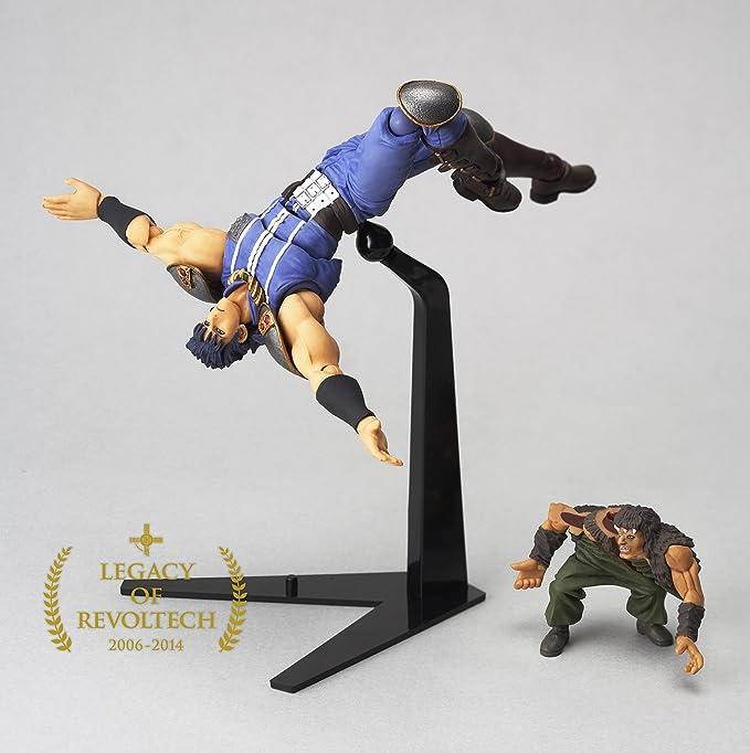 LR-002 REI-Revoltech Yamaguchi-Fist of the north star Action Figure