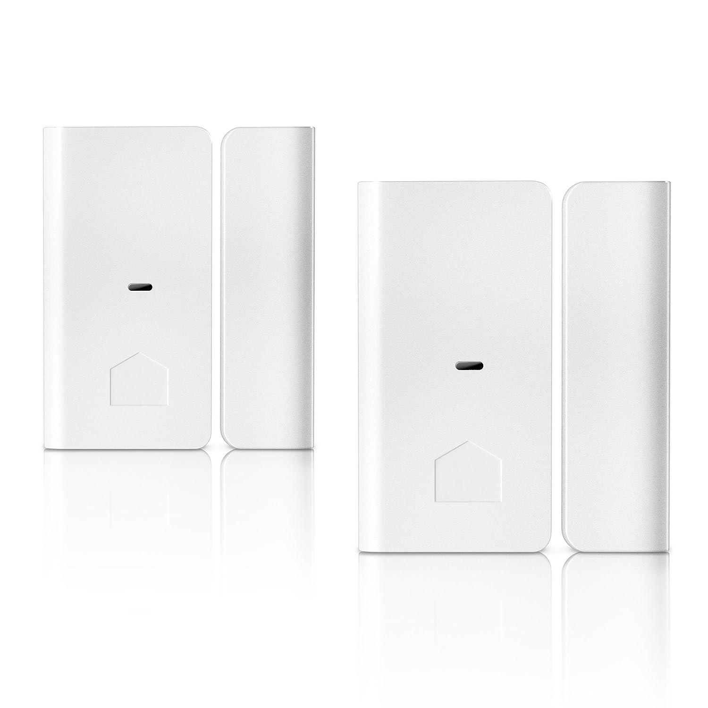 Amazon.com Wink Quirky+GE Tripper Door/Window Sensor (2 count) Home Improvement  sc 1 st  Amazon.com & Amazon.com: Wink Quirky+GE Tripper Door/Window Sensor (2 count ...