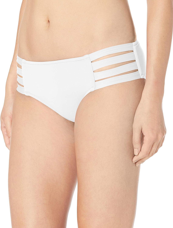 Seafolly Damen Active Multi Strap Hipster Bikinihose