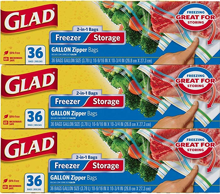 Top 10 Glad Store Food Storage