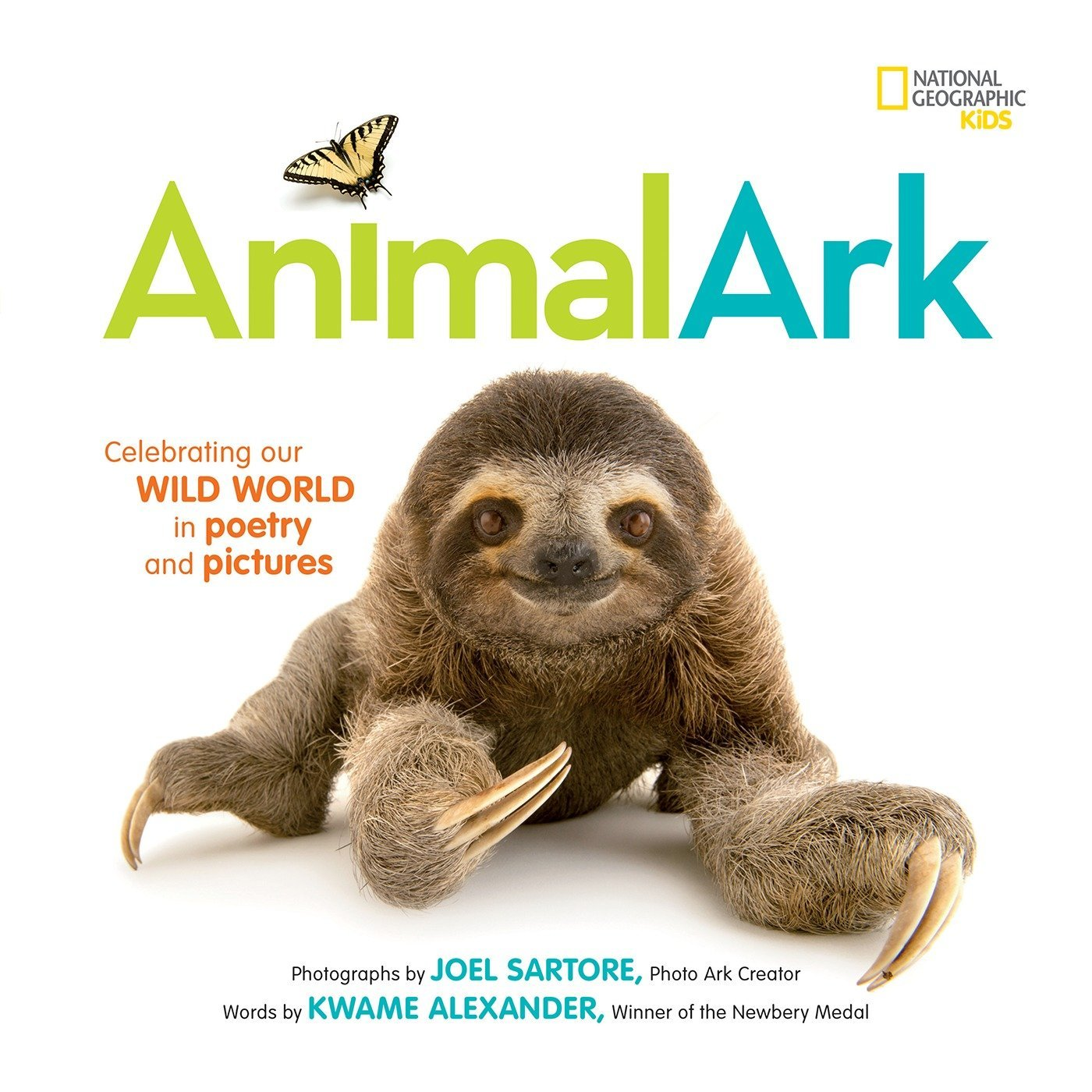 Animal Ark: Celebrating our Wild World in Poetry and Pictures (National Geographic Kids) by National Geographic Society (Image #1)