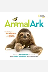 Animal Ark: Celebrating our Wild World in Poetry and Pictures Library Binding
