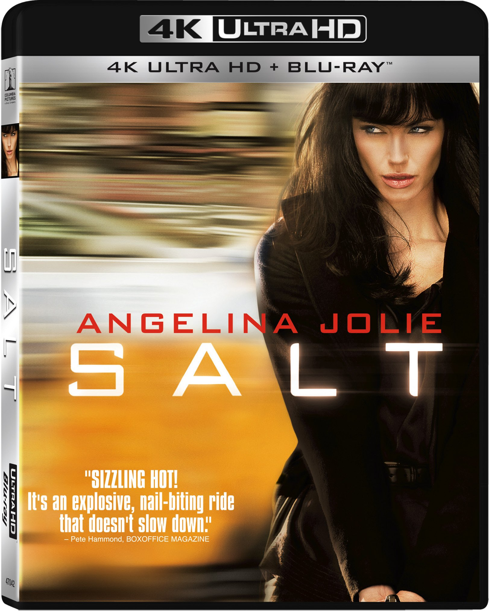4K Blu-ray : Salt (With Blu-Ray, Ultraviolet Digital Copy, 2 Disc)