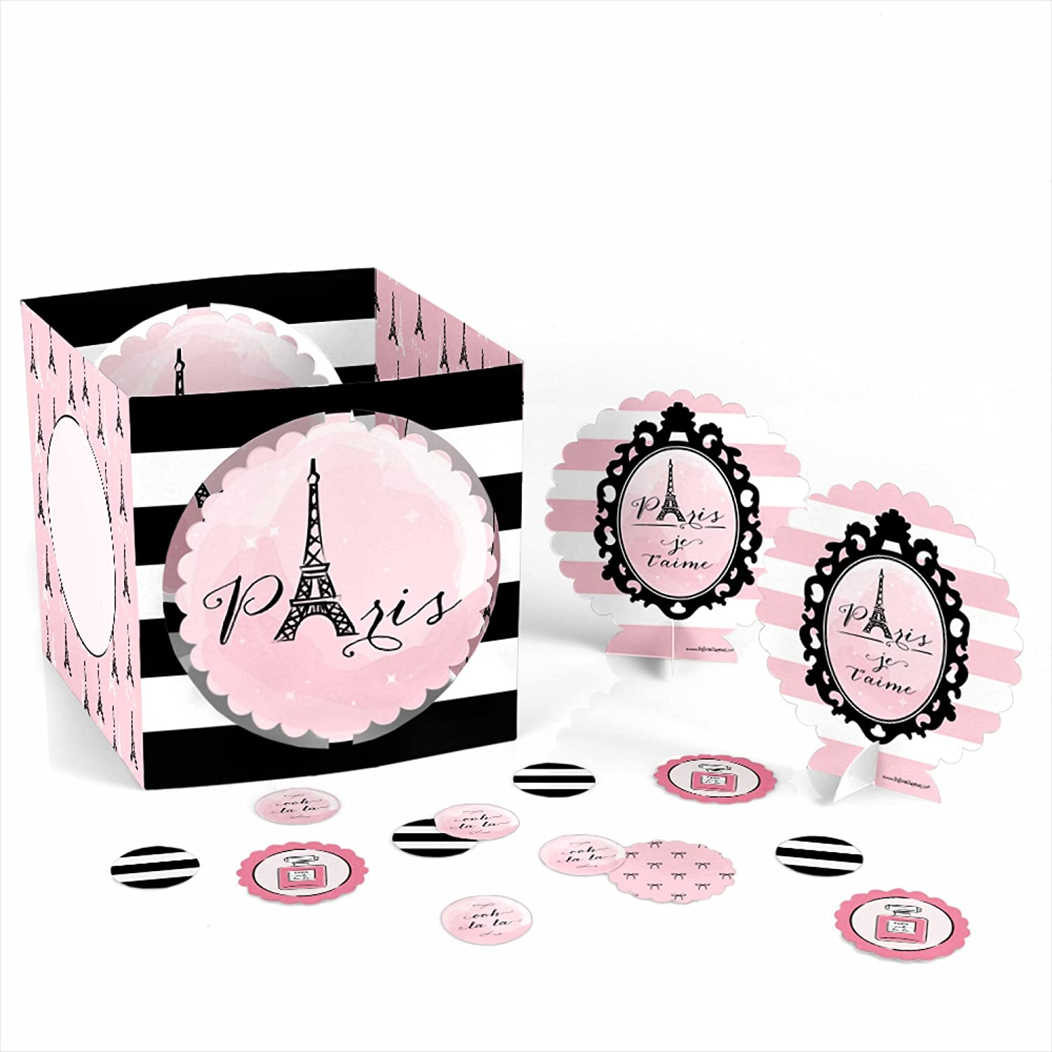 Amazon Paris Ooh La La Paris Themed Baby Shower or