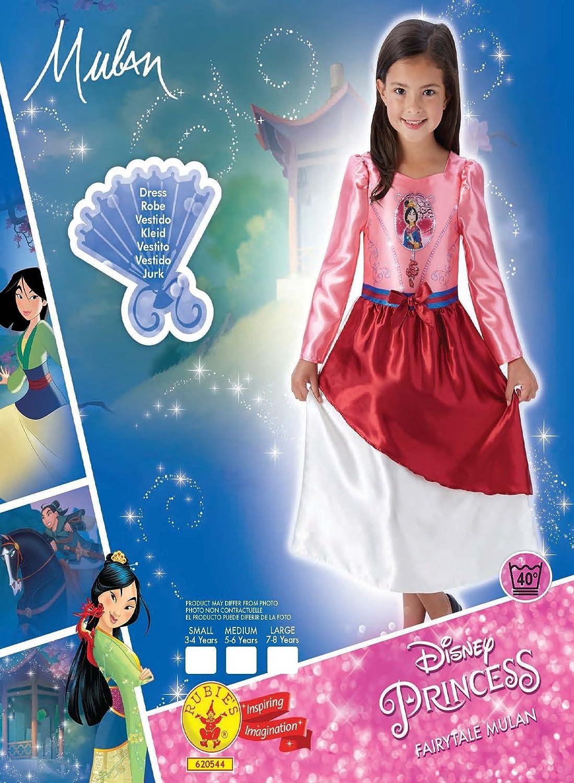 Rubies s oficial para niña de Disney princesa cuento de hadas ...