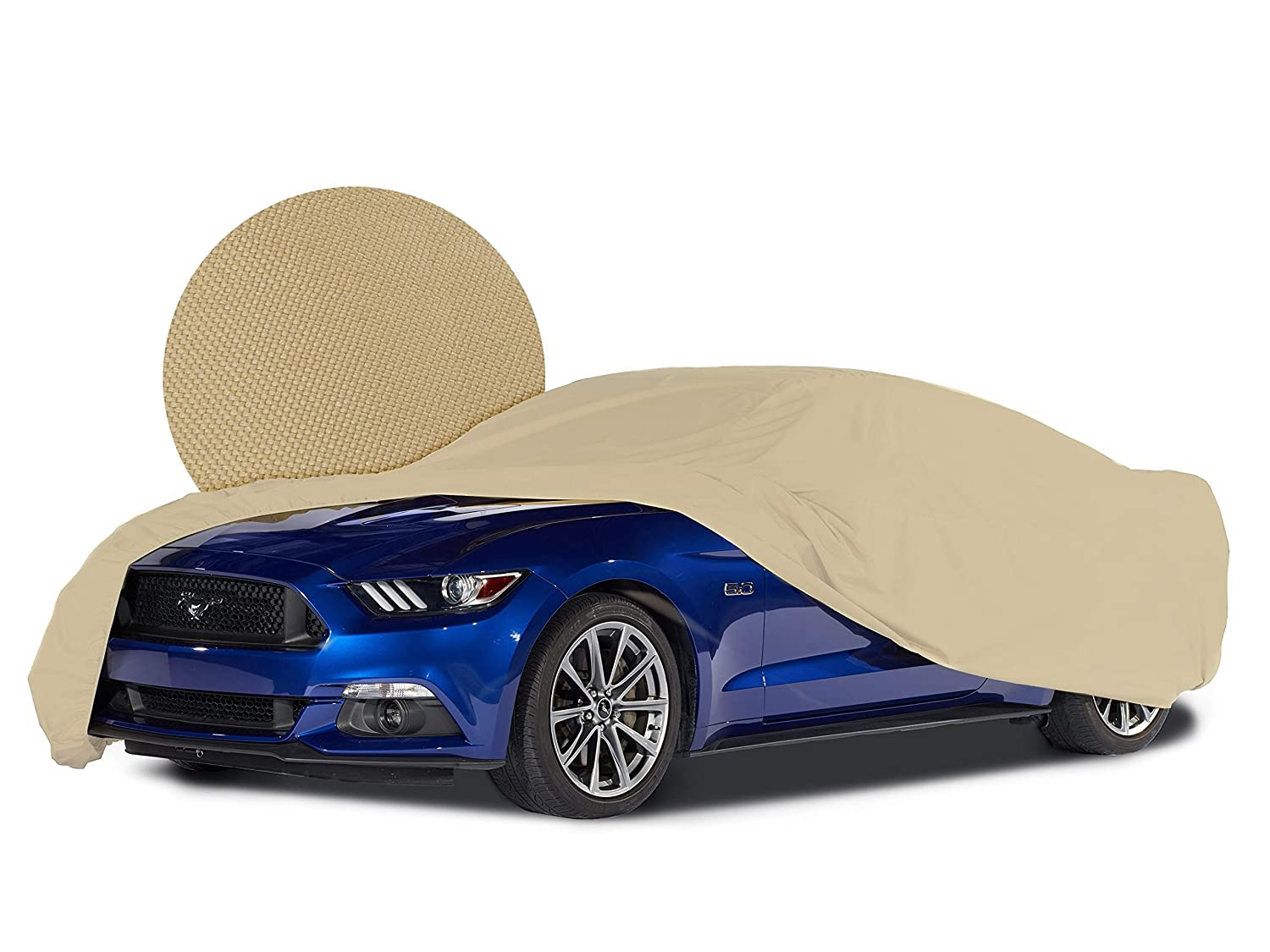 Covermates - Contour Fit Car Cover - Up to 15' - Elite Collection - 5 YR Warranty