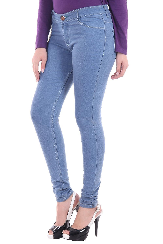 814f96b2230 Mynte Skinny Fit Premium Ladies Jeans (MEWJ-CMB3-Huacatay-Celery-Ricola-30