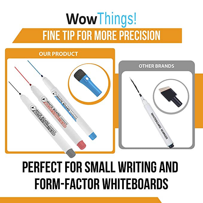 Amazon.com: Pizarras magnéticas blancas para niños, gran ...