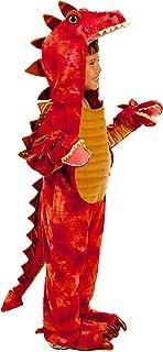 Hydra The 3 Headed Dragon Costume  sc 1 st  Amazon.com & Amazon.com: Toddler Plush Dragon Costume (Size: 2T-4T): Toys u0026 Games