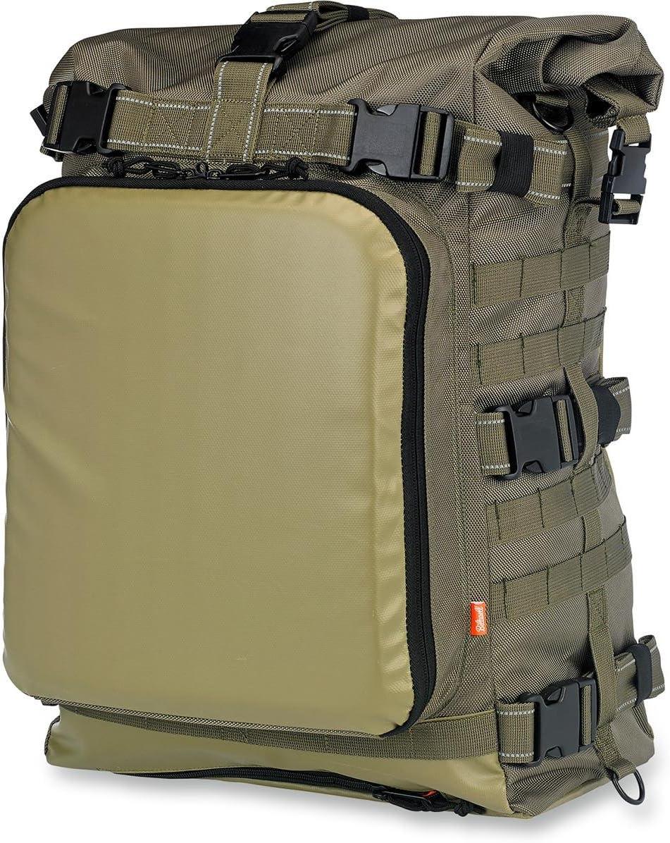 Biltwell Inc. OD Green EXFIL-80 Bag BE-XLG-80-CG