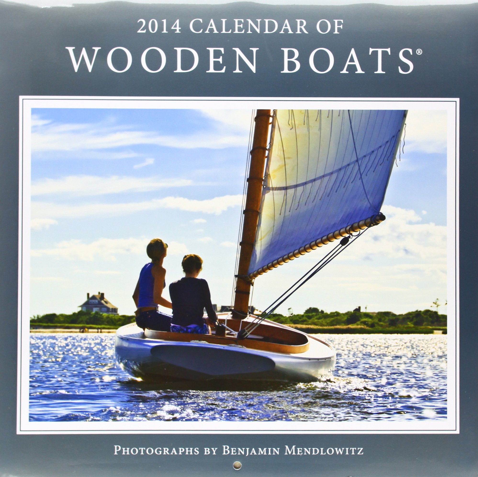 Wooden Boats Calendar