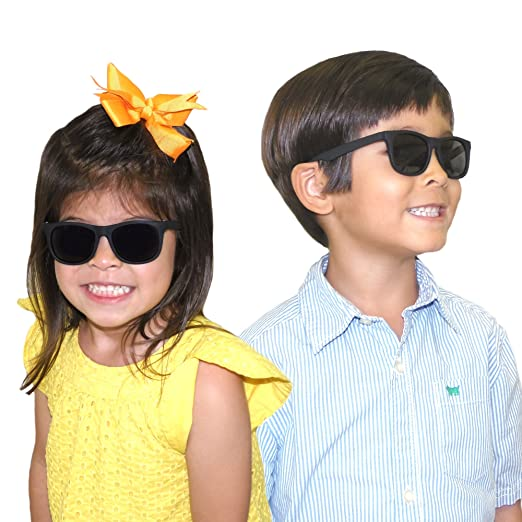 Vintage– Best First Sunglasses for Infant, Baby, Toddler, and Kids
