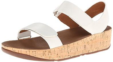 e313703e8 FitFlop Sandals BonTM Easy Urban White Urban White UK9  Amazon.co.uk ...
