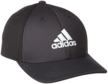 94edc8f3a21 Adidas Men Climacool Tour Flexfit Cap - Black