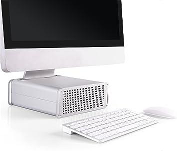 RICOO Soporte para Ordenador Apple iMac PC portátil MTS-03 ...