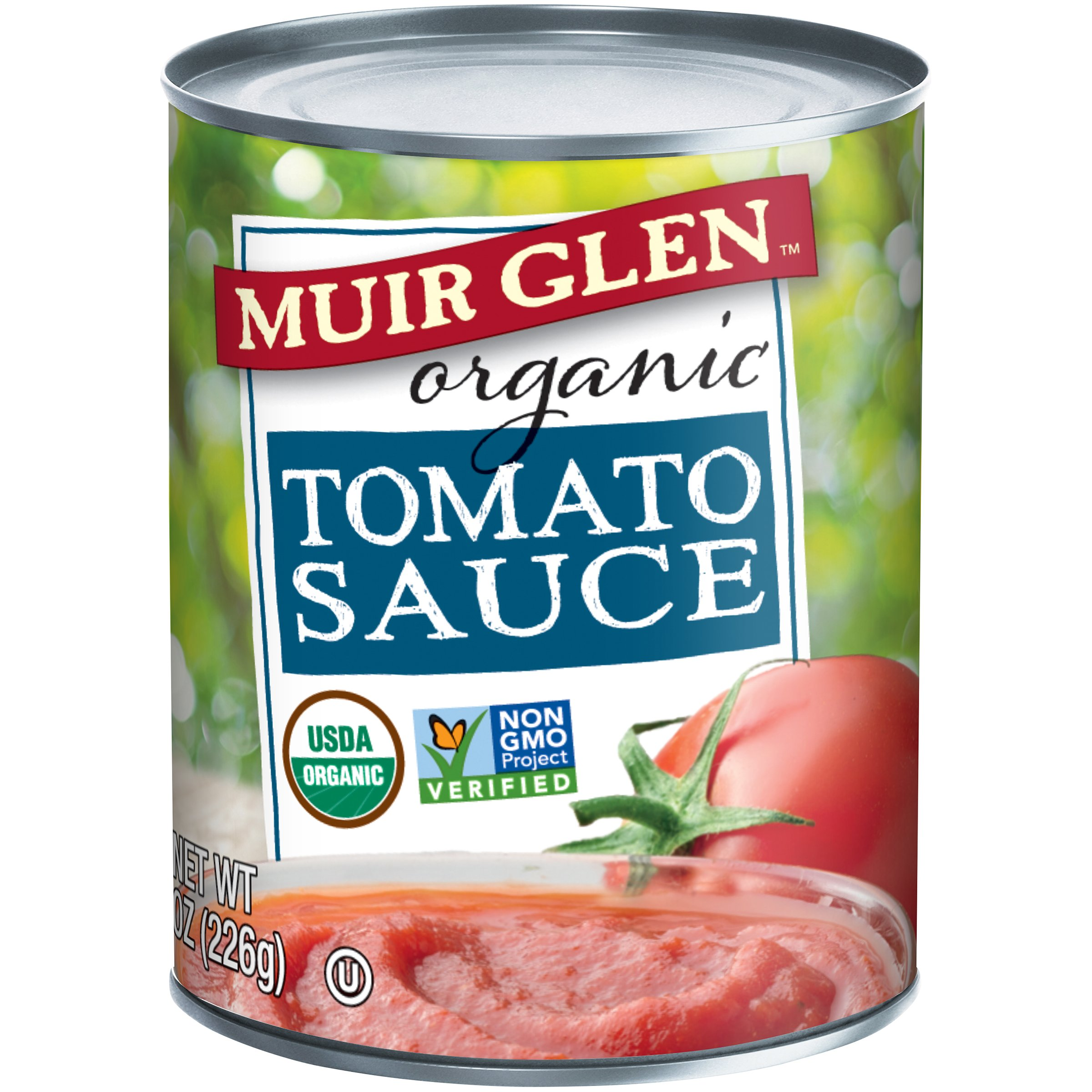 Amazon.com : Muir Glen Canned Tomatoes, Organic Diced Tomatoes, Fire ...