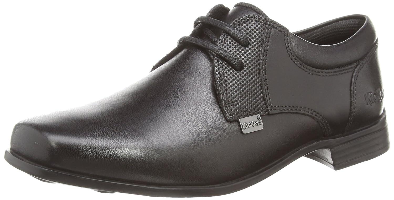 31f08dfb99dd2 Kickers Ferock Lace2 Lthr Jm, Boys' Derby, Black (Black), 12.5 Child UK (31  EU): Amazon.co.uk: Shoes & Bags