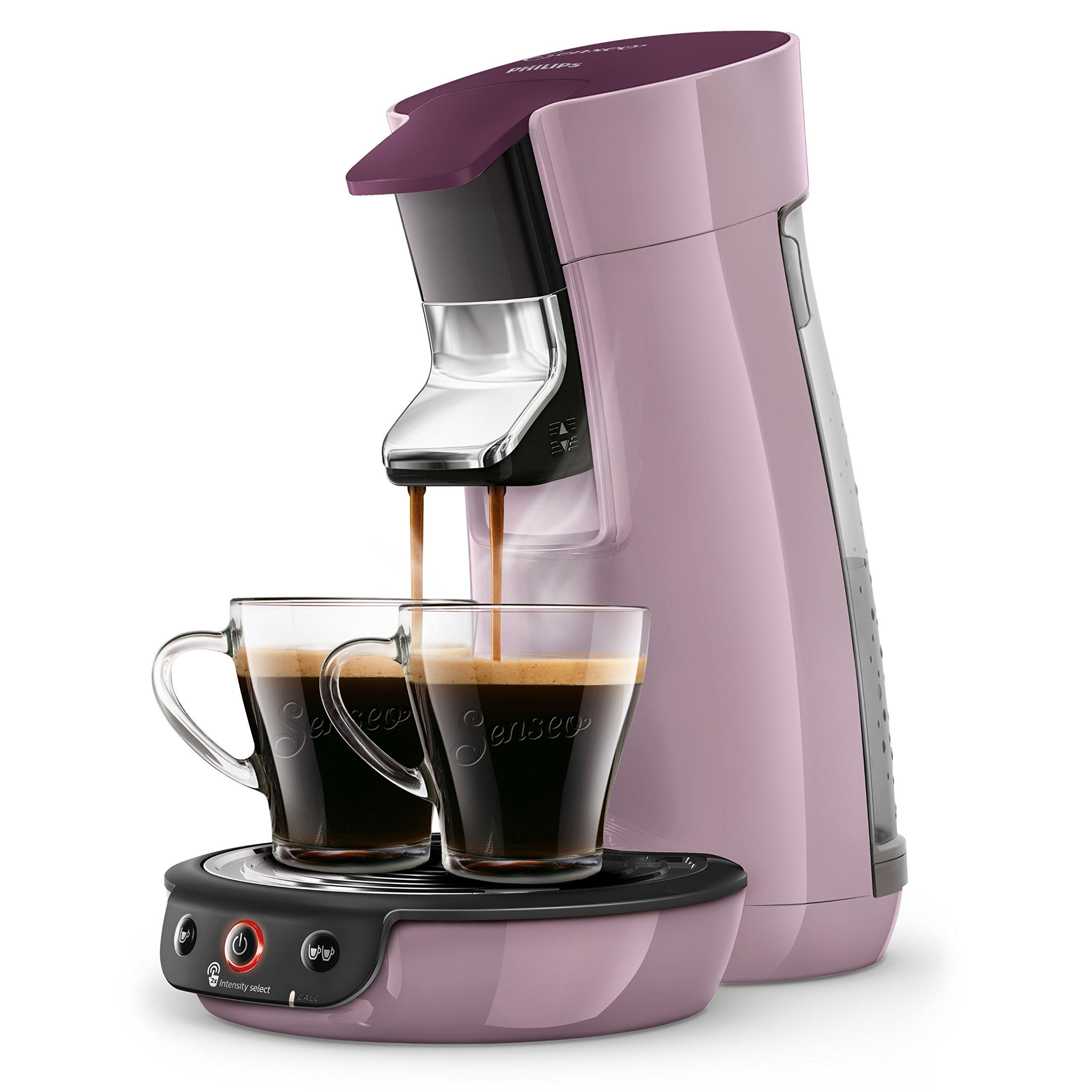 c11823267044d7 Philips HD6563 41 Machine à Café à Dosettes SENSEO Viva Café Lilas Pastel  product image
