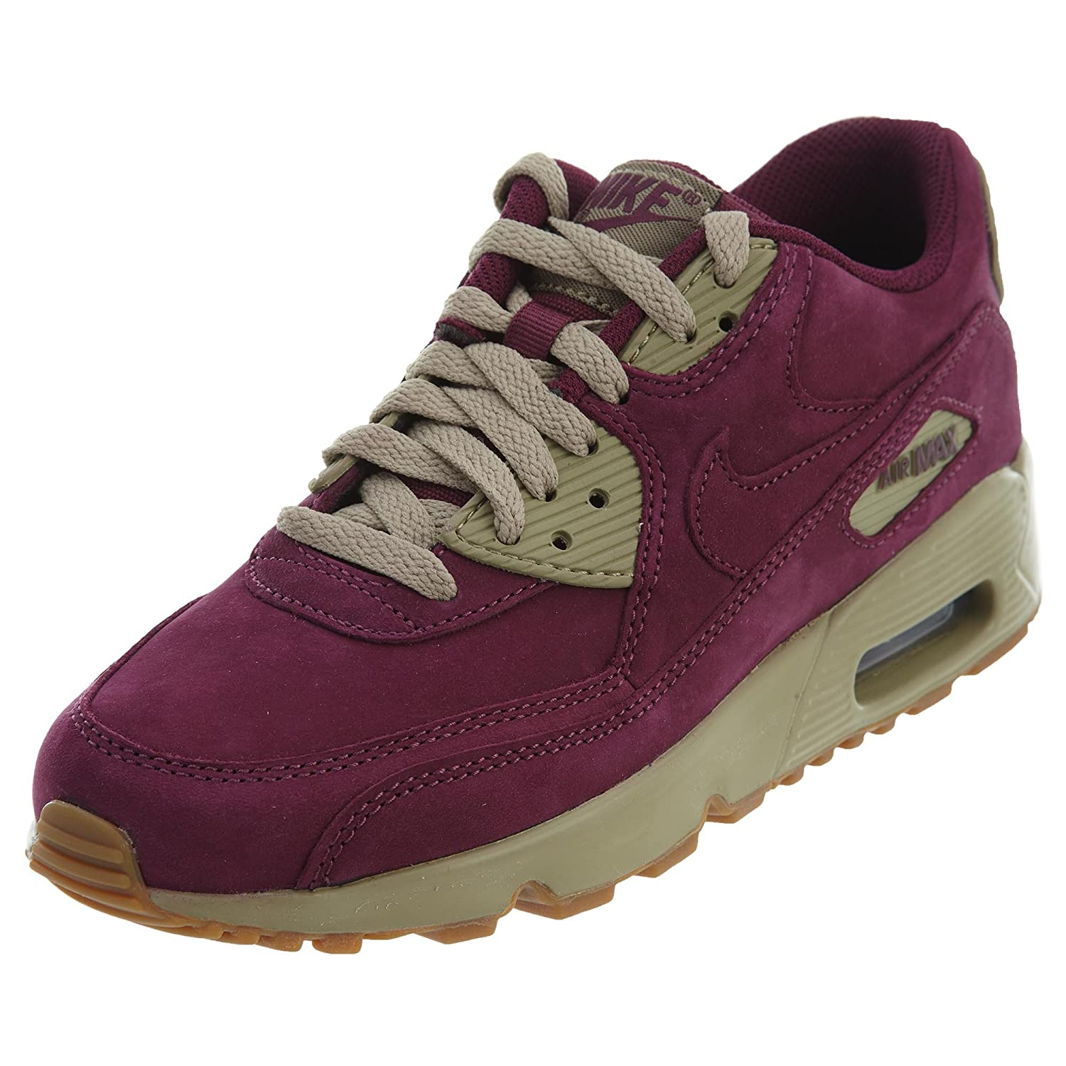 hot sales a2ef0 56fae Amazon.com   NIKE Air Max 90 Winter Premium (Kids)   Shoes