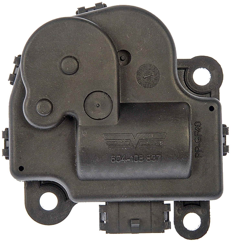Dorman 604 108 Air Door Actuator For Select Chevrolet Gm Engine Number Lookup Cadillac Buick Pontiac Models Automotive