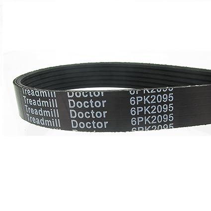 Cinta de correr médico Premium cintas lijadoras de repuesto ...