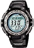 [カシオ]CASIO 腕時計 スポーツギア ツインセンサー SGW-100J-1JF メンズ