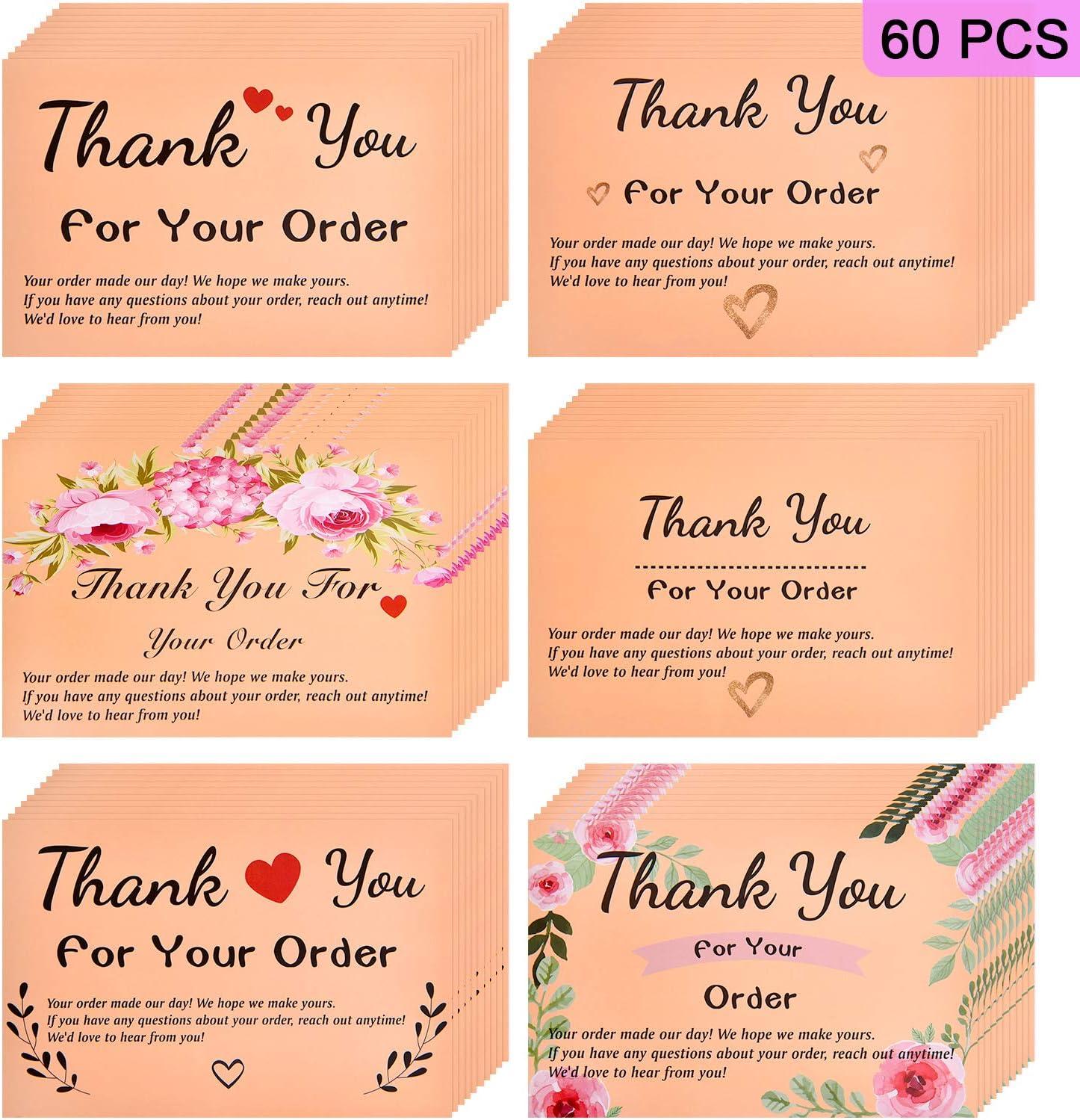 /carte de v/œux Cartes de remerciement Blank Lot 1/par Thomas Joseph/