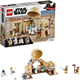LEGO Star Wars: A New Hope OBI-Wan's Hut 75270 Hot Toy Building Kit; Super Star Wars Starter Set for Young Kids, New 2020 (200 Pieces)