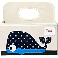 3 Sprouts Baby Diaper Caddy - Organizer Basket for Nursery