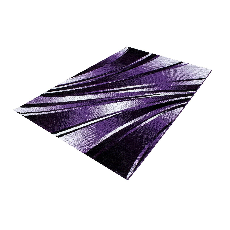 Nazar Teppich, Synthetikfasern, lila, 150 x 80 cm