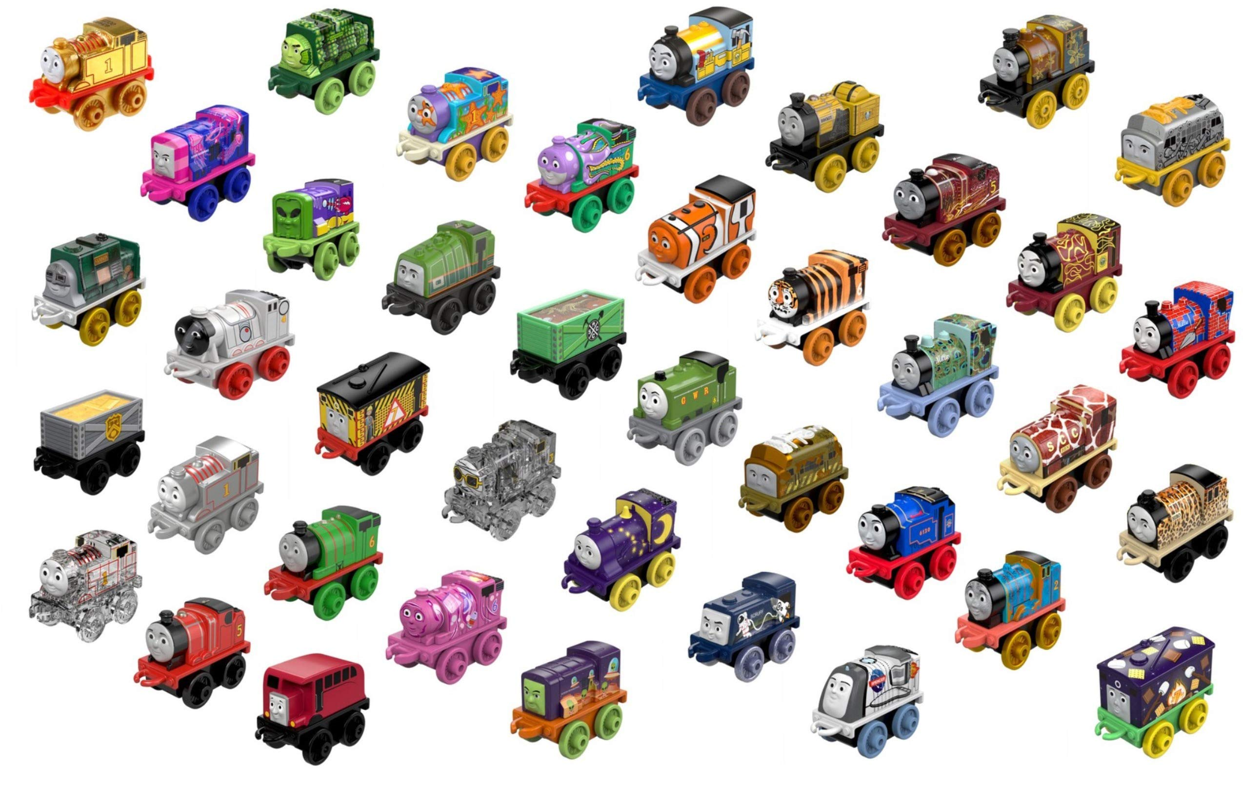 Fisher-Price Thomas & Friends MINIS 40-Pack