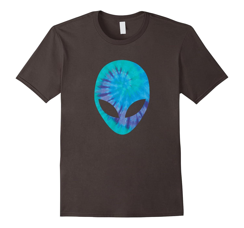 Alien Extra Terrestrial Tie Dye T-shirt-FL