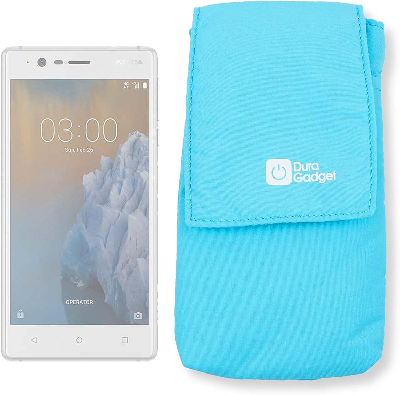 DURAGADGET Funda Smartphone Nokia 3 TA-1032 DS ES PT: Amazon.es: Electrónica