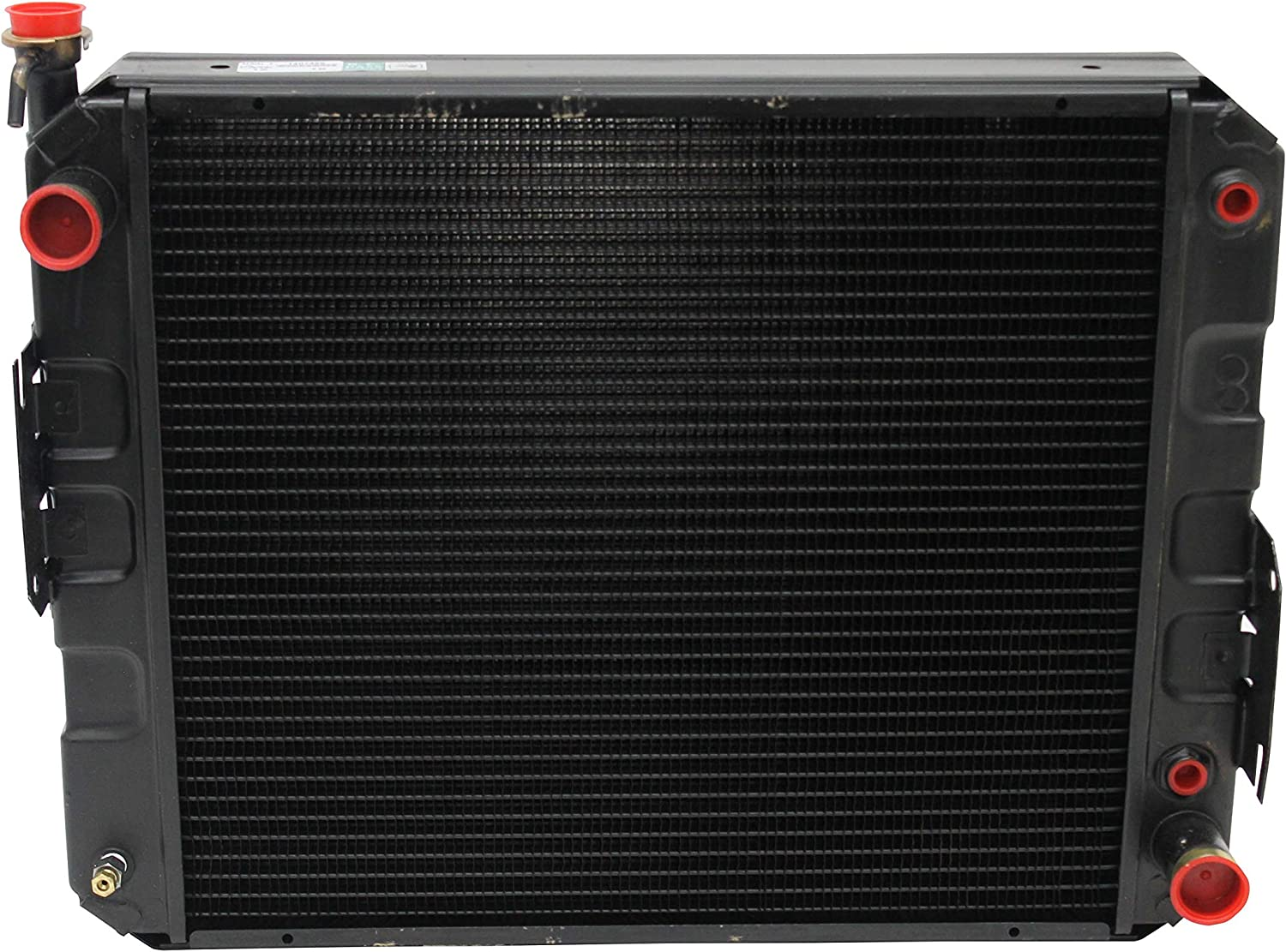 Engine Cooling & Climate Control Hyster Yale Forklift Radiator ...