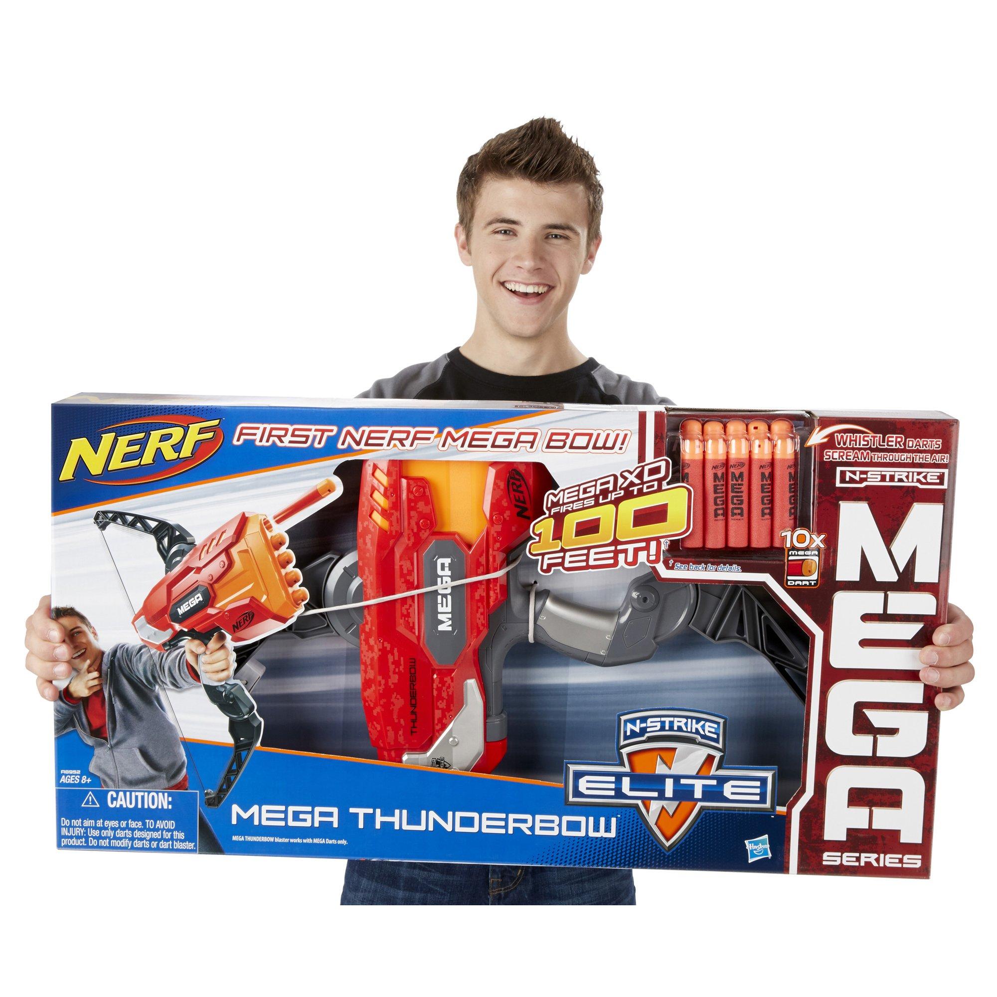 Nerf Mega ThunderBow Blaster by NERF (Image #6)