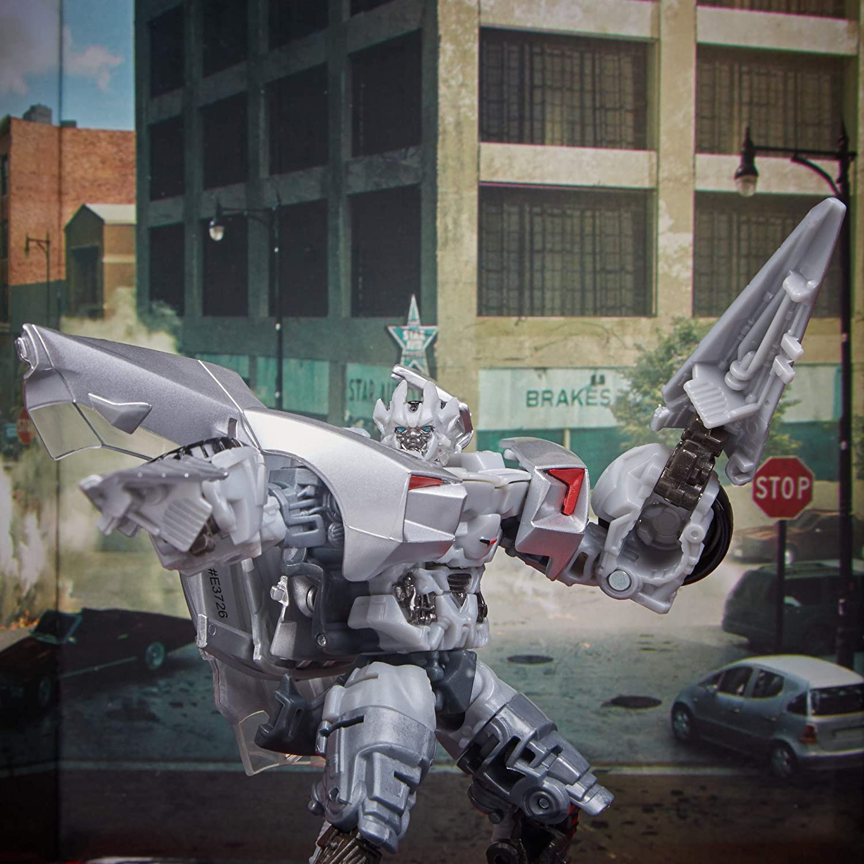 Transformers Studio Series 29 Deluxe Class Dark of The Moon SIDESWIPE Action Figure Hasbro E3726AS00