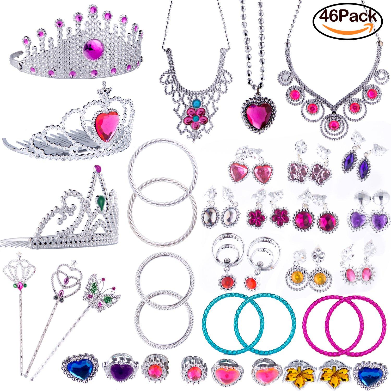 princess pretend jewelry toy girl s jewelry dress up play
