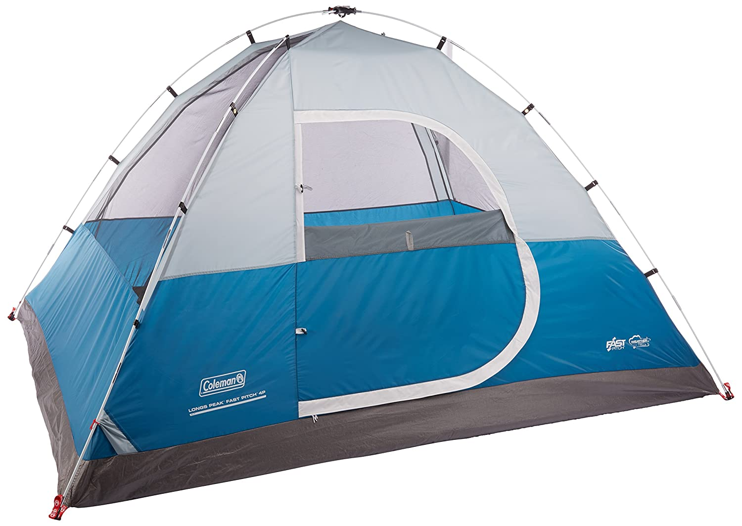 Amazon.com  Coleman Longs Peak 4 Person Fast Pitch Dome Tent  Sports u0026 Outdoors  sc 1 st  Amazon.com & Amazon.com : Coleman Longs Peak 4 Person Fast Pitch Dome Tent ...