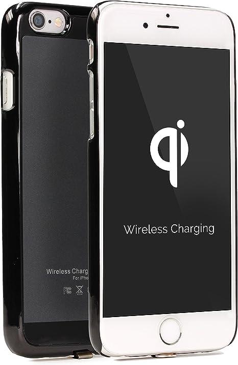 chargeur sans fil à induction lightning black